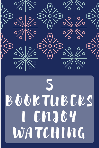 5 BookTubers