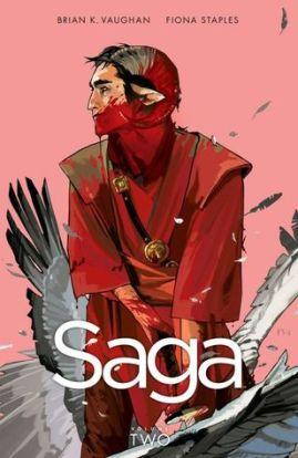 Saga Vol. 2 by Brian Vaughn - A Midwest Belle