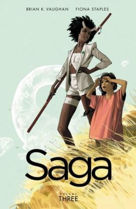 Saga vol. 3 by Brian Vaughn - A Midwest Belle