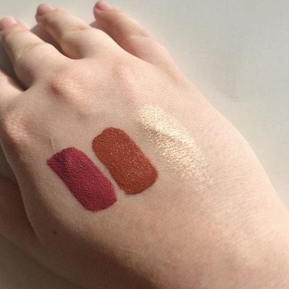 Ofra On Holiday Set Swatches - A Midwest Belle