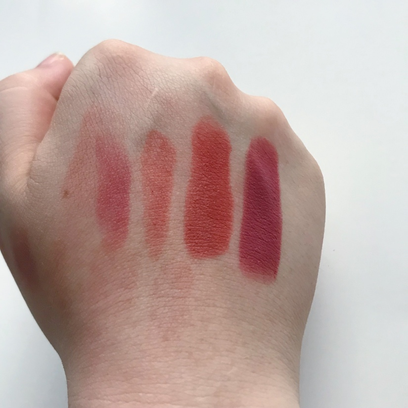 Colourpop Velvet Blur Lipstick vs. MAC Powder Kiss Lipstick | Formula Comparison - A Midwest Belle
