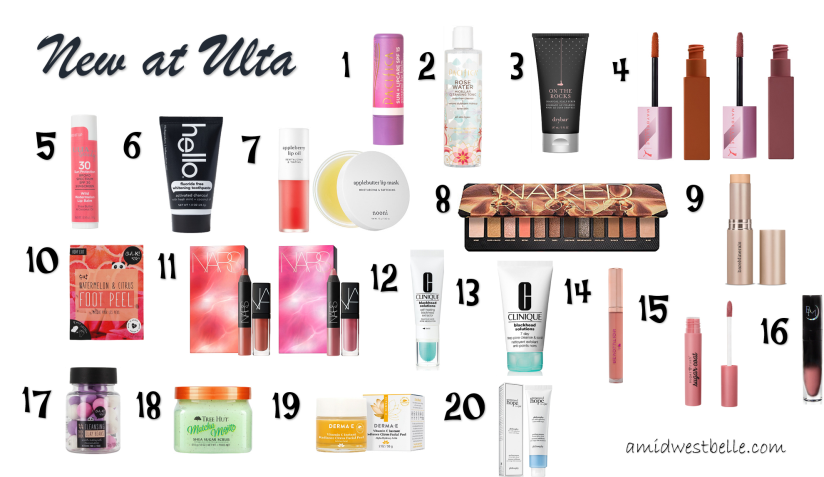 New At Ulta - February 16 to March 2, 2019 | A Midwest Belle