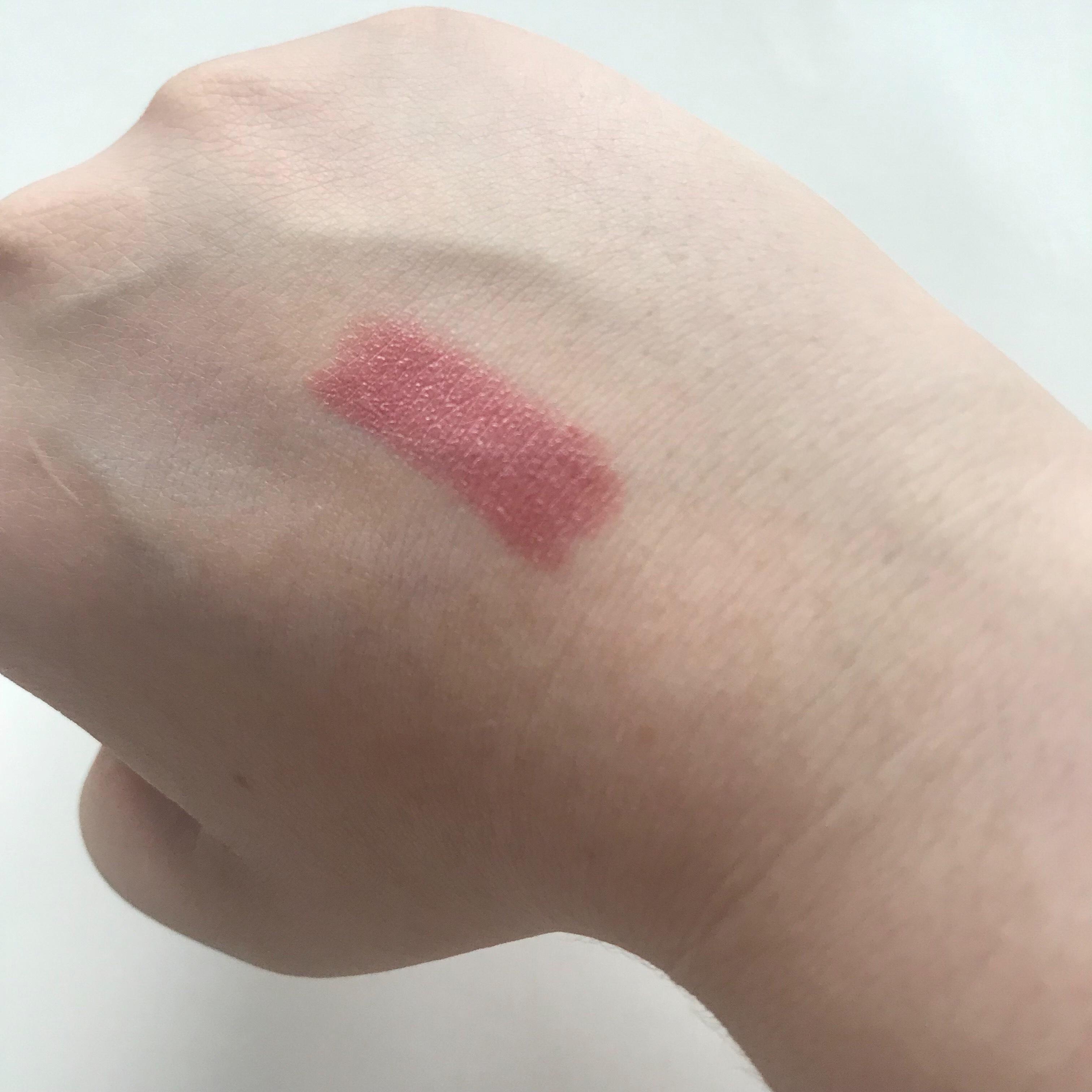 "NARS Satin Lip Pencil ""Rikugien"" | Review - A Midwest Belle"
