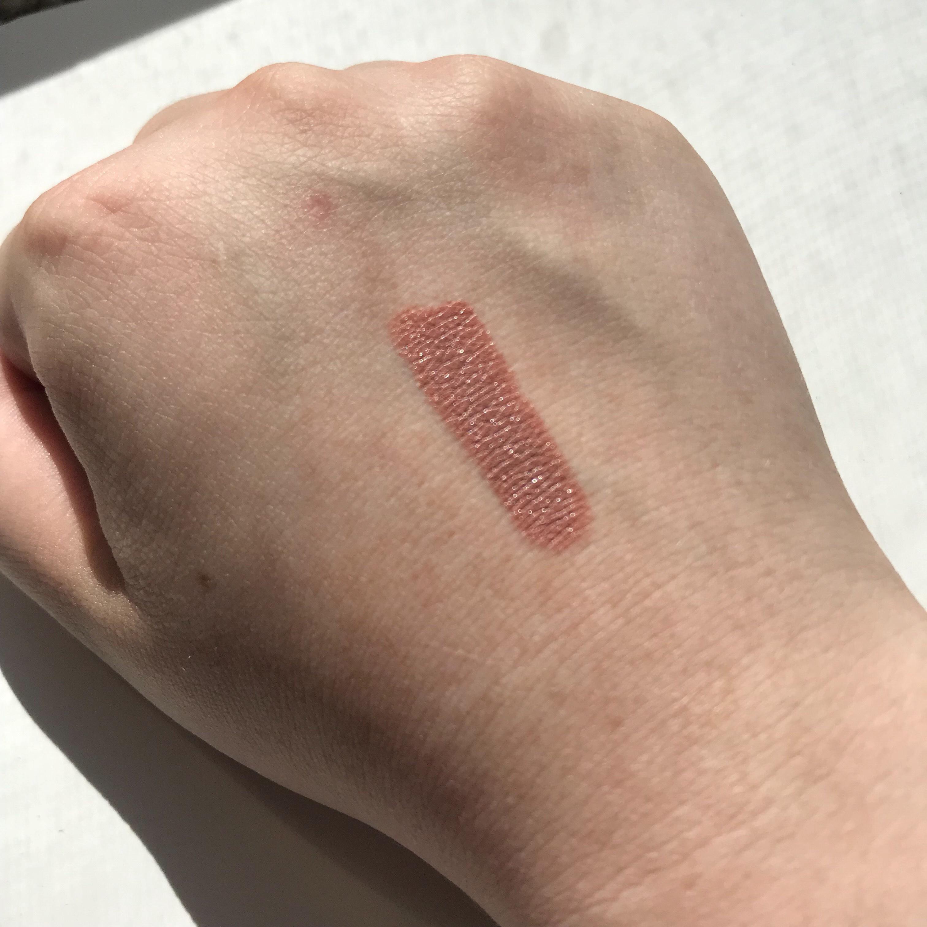 "Nudestix Cream Lip + Cheek Pencil ""Whisper"" | Review - A Midwest Belle"