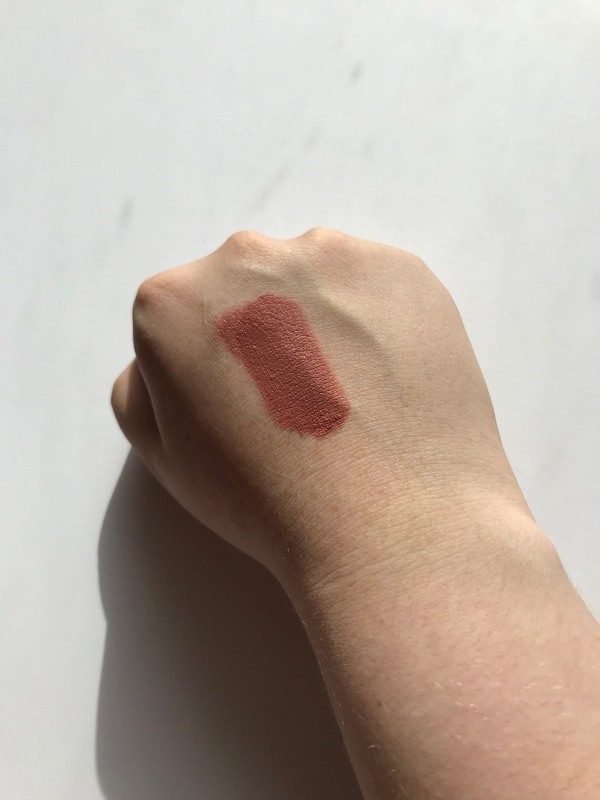 "Tarte Sugar Rush Sugar Coat Velvet Liquid Lipstick ""Cupcake"" | Review - A Midwest Belle"