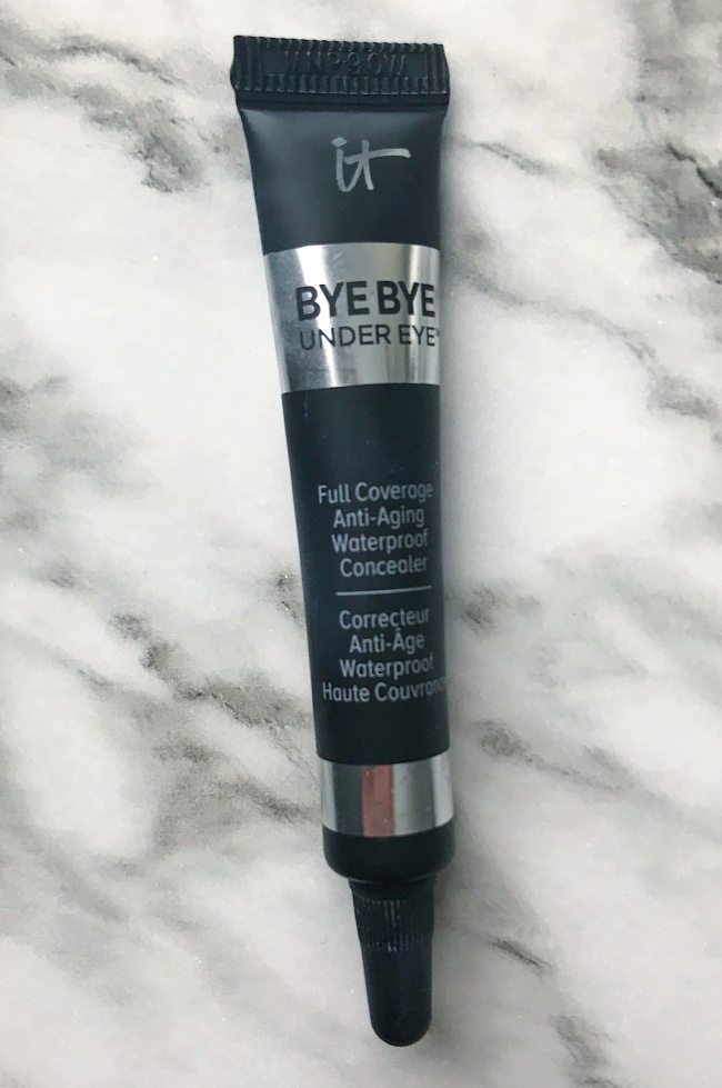 IT Cosmetics Bye Bye Undereye Full Coverage Anti Aging Waterproof Concealer | Review - A Midwest Belle