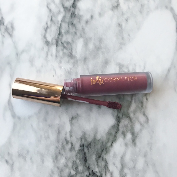 "Jolii Cosmetics Luxe Creme Matte Lipstick ""Focoso"" 