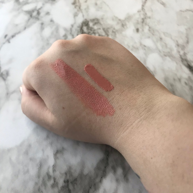 "Colourpop Ultra Glossy Lip ""Curvii"" 